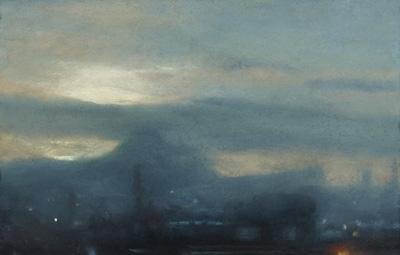 Picture of Sunrise Part III by Matthew Draper