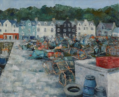 Picture of Tobermory by Perpetua Pope