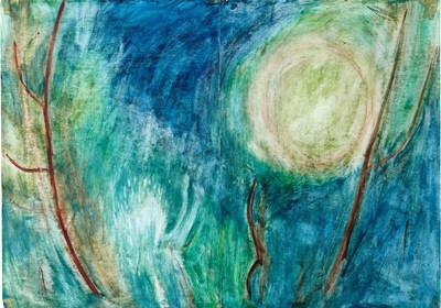 Picture of Spanish Moon by Demetra Browning