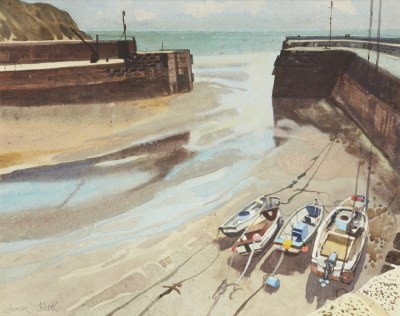 Picture of Empty Harbour by Jack Firth