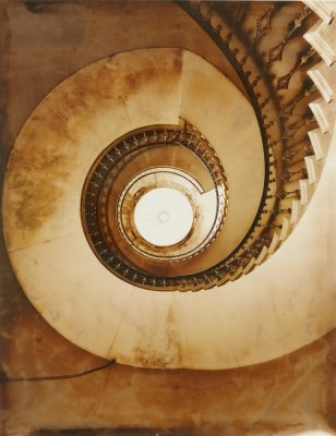 Picture of Spiral Staircase by Artist Unknown