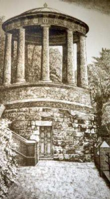 Picture of St Bernard's Well by Alfons Bytautas
