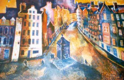 Picture of Grassmarket by Michael McVeigh
