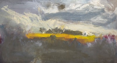 Picture of Untitled Landscape by Louise Cameron