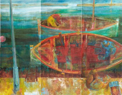 Picture of Horizons by Robert Wemyss Innes