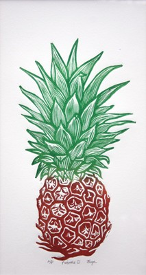 Picture of Pineapple by Hugh Bryden