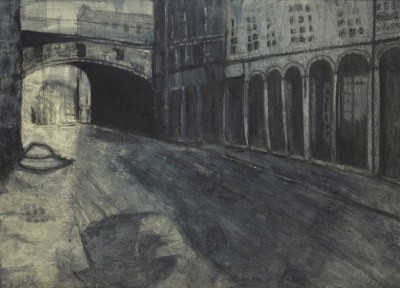 Picture of The Cowgate by Irene Elder