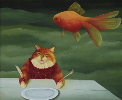 Picture of 'What's For Tea?' by Michael Forbes