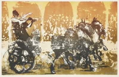 Picture of Charioteer by Sara Ogilvie