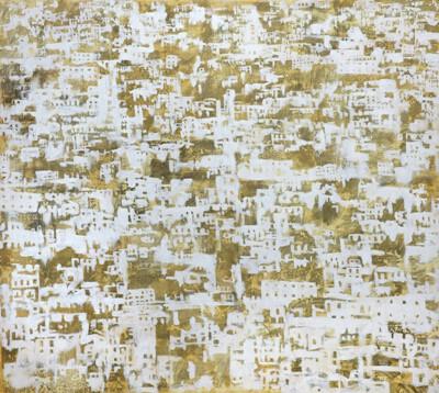 Picture of City on a Hillside, Granada, Spain by Alice Walker