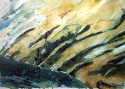 Picture of Screes by Howard Sutcliffe