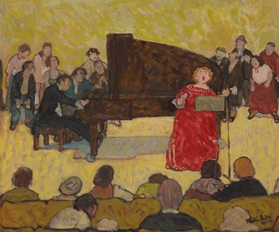 Picture of Celebrity Concert II by Martin Baillie