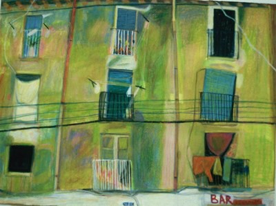 Picture of Bar by Carolyn Burchell