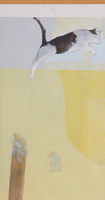 Picture of The Jumping Cat by Paul Jeffrey