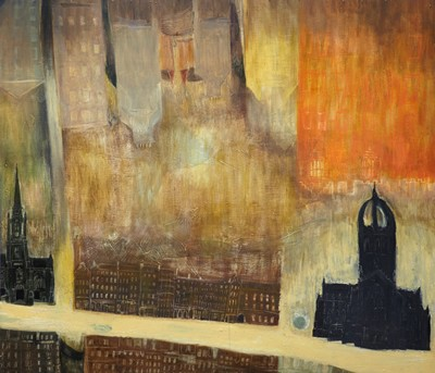 Picture of St Giles by Catherine Sutton