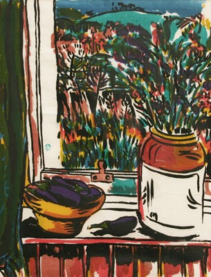 Picture of Kitchen Window by Lesley Thomson