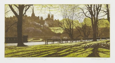 Picture of Princes Street by Tom Davidson