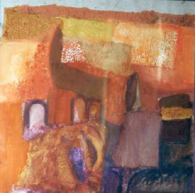Picture of Study for Tuscan Summer by Gabrielle Reith