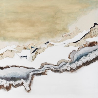 Picture of Whitescape by Emma Duncan