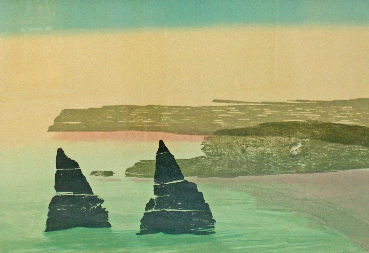 Picture of Stacks by Anne Russell