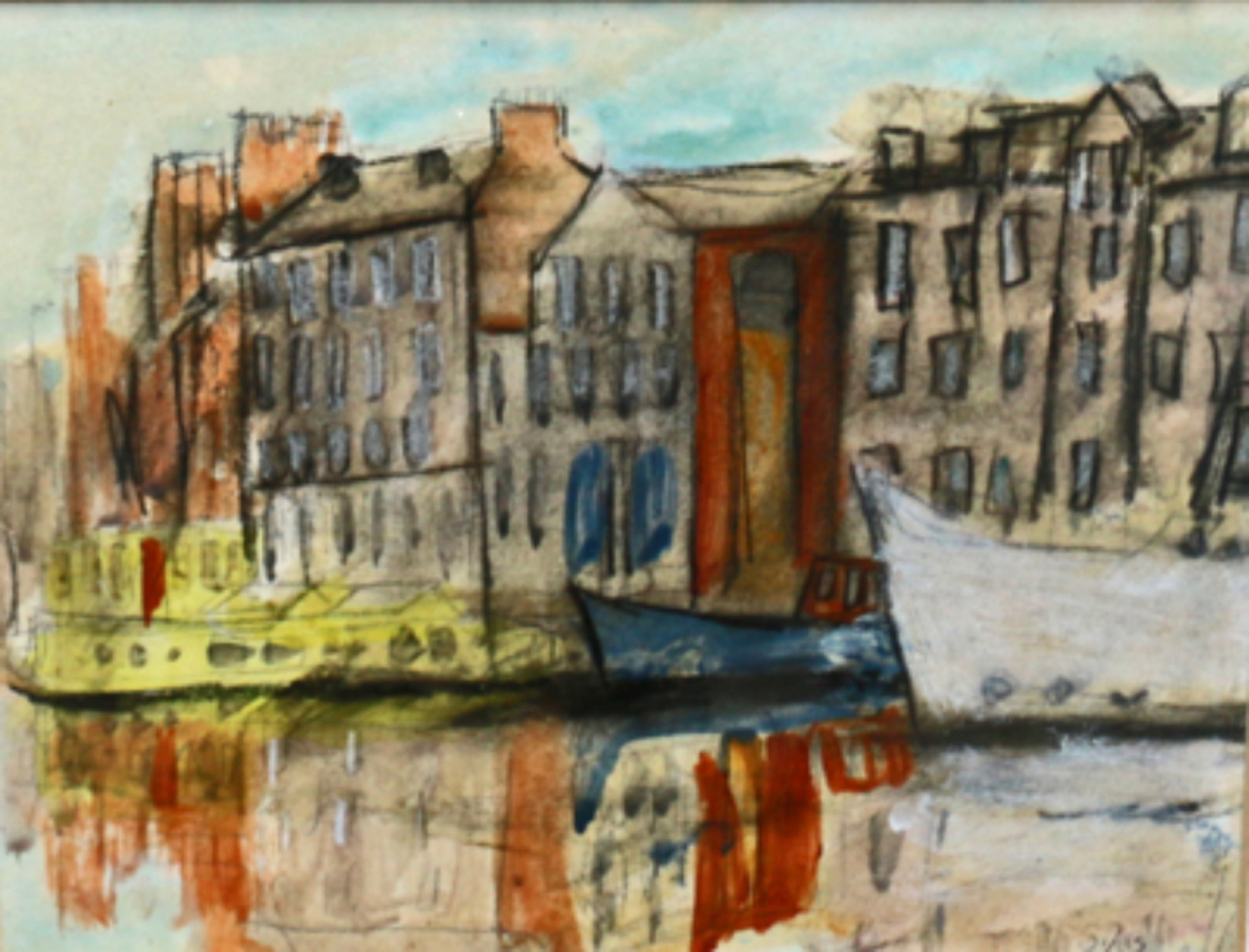 Picture of Leith Waterfront by Stephanie Dees