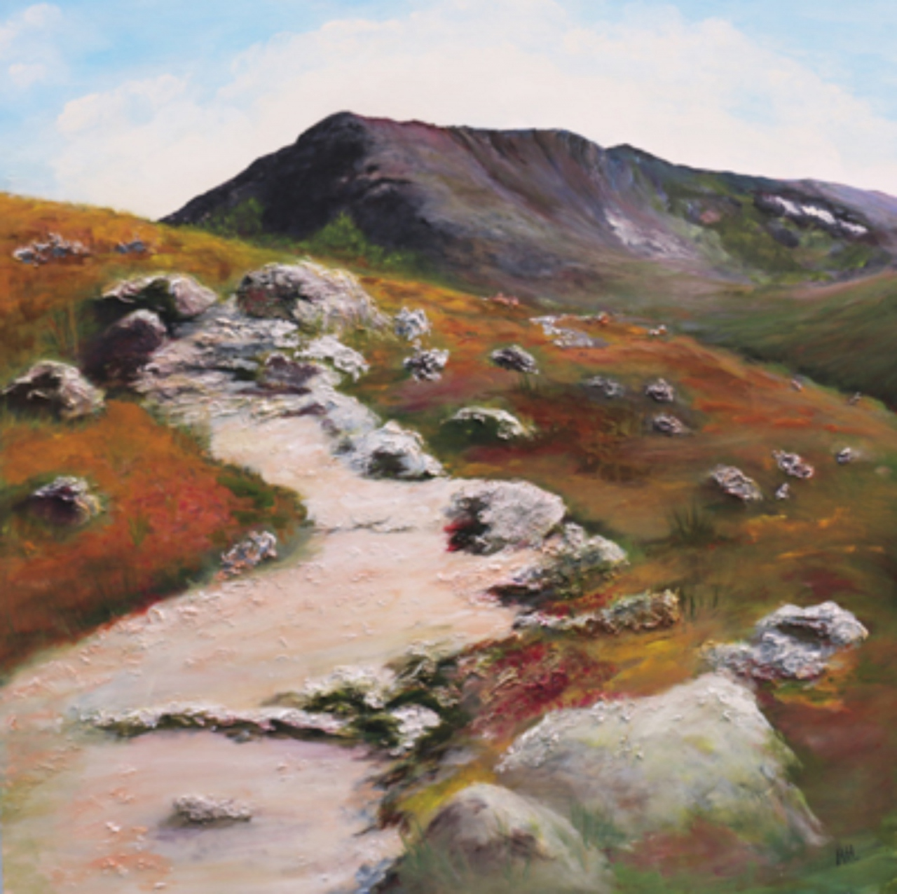 Picture of Cairngorms by Margaret Hetherington