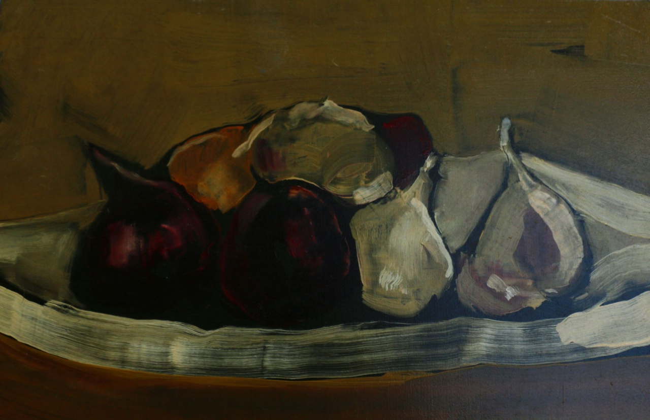 Picture of Study of Fruit I by Hannah Mooney
